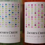 Jacob's Creek, Wit en Rosé, 2012