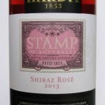Hardys Stamp of Australia Shiraz Rosé 2013
