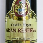 Castillo Mayor Gran Reserva 2005