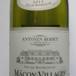 Macon-Villages Antonin Rodet 2013