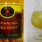 Spanish Delight cocktail